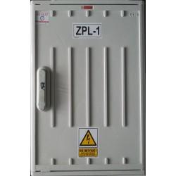 Rozdzielnia elektryczna licznikowa ZL-1 bez wizjera